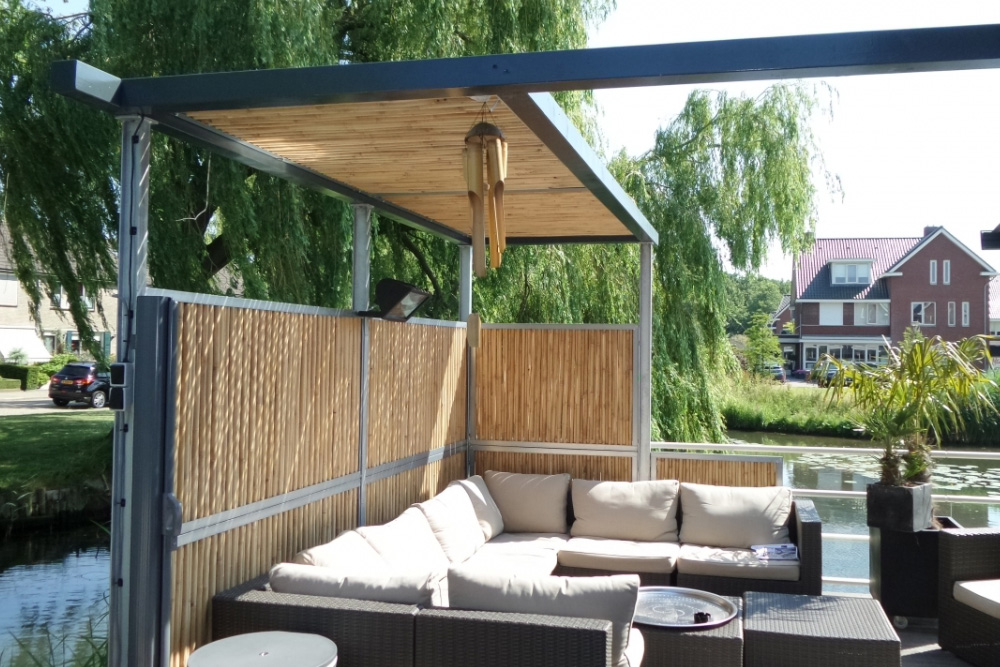bamboowall